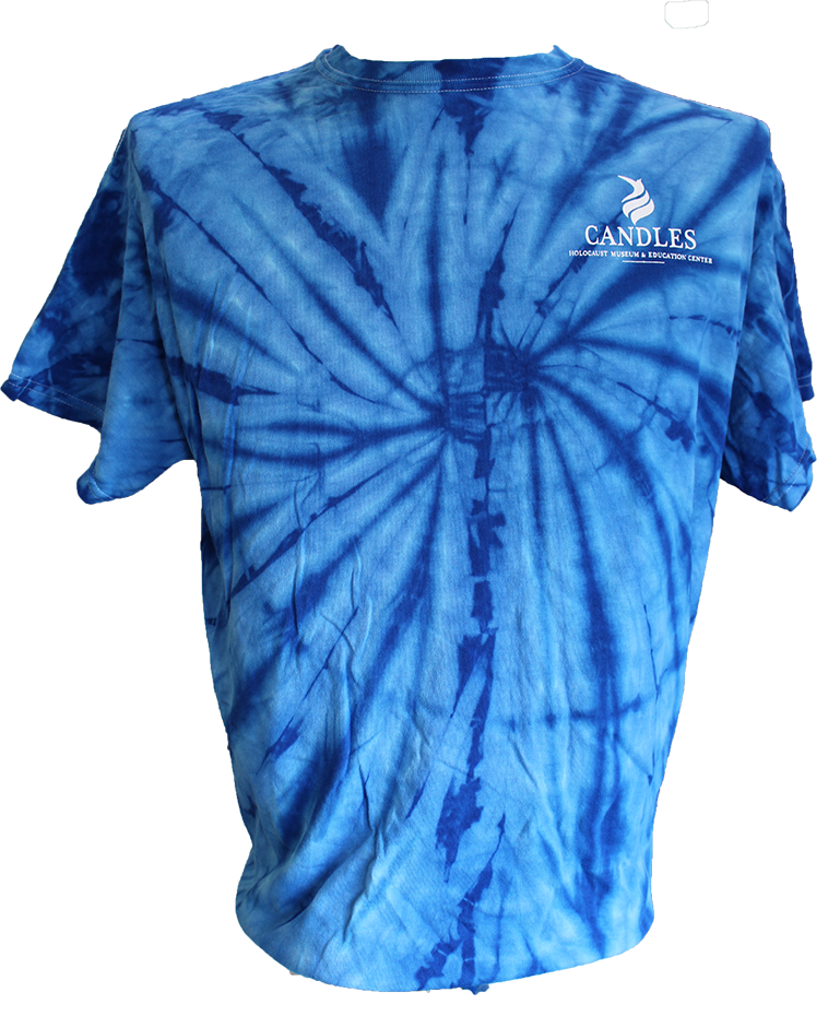 CANDLES Tie-Dye (USA Shipping)