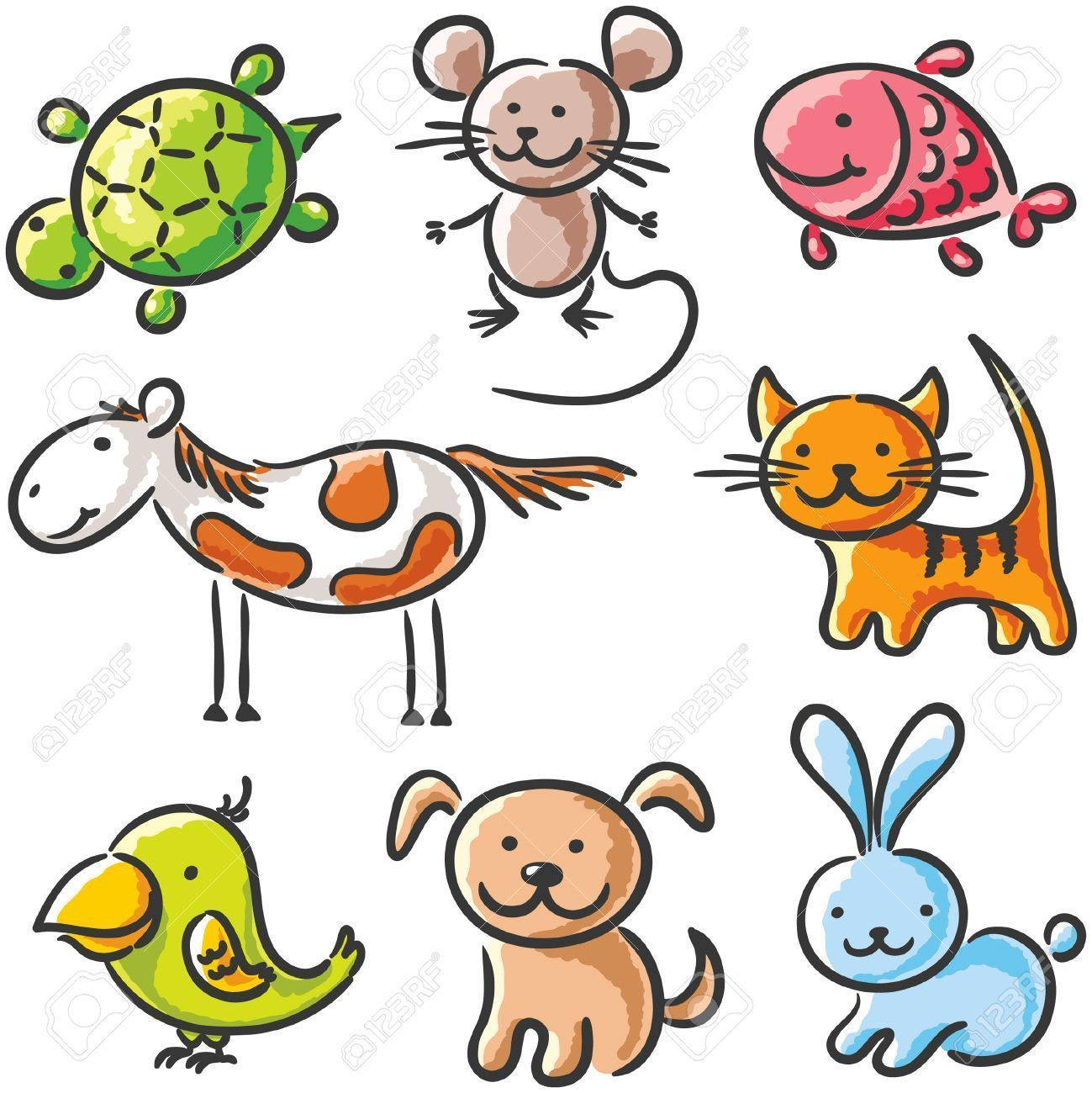 April 15th, National Pet Week Craft