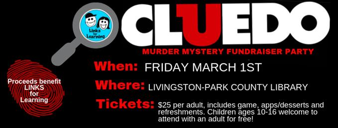Cluedo Mystery Party - LINKS for Learning