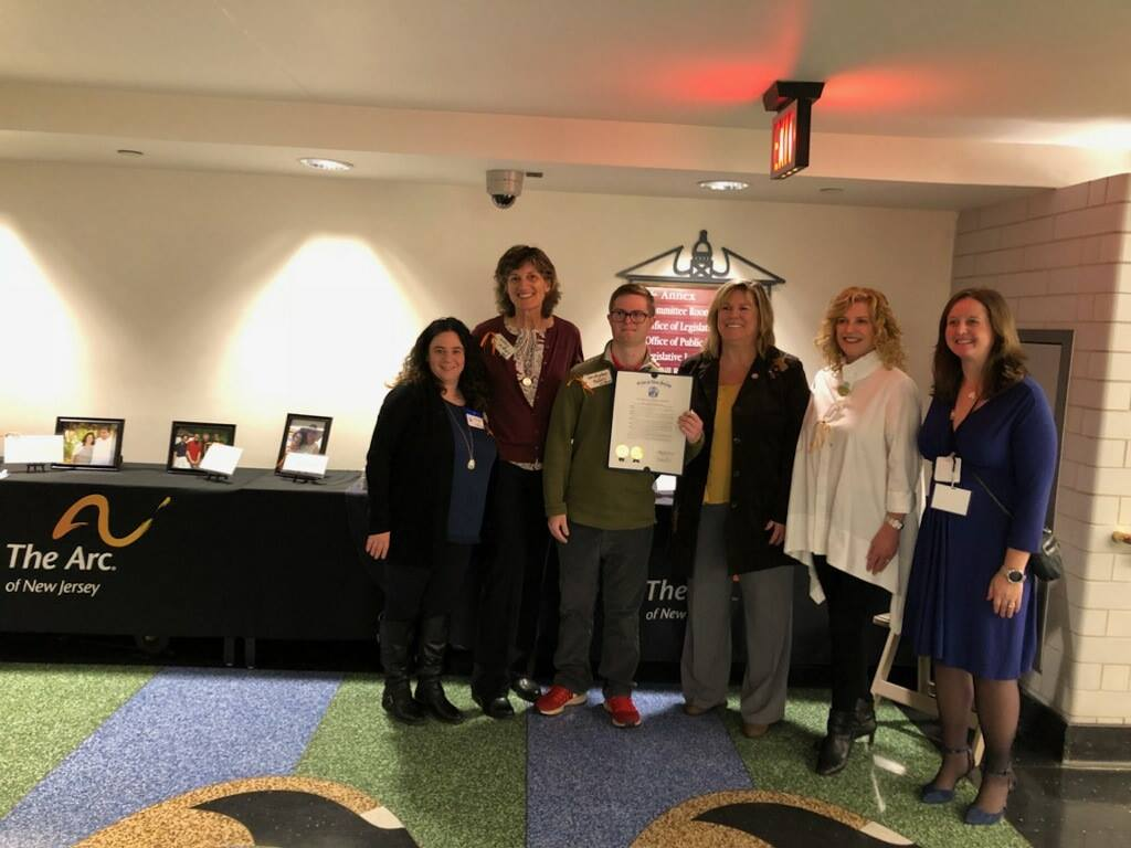 National Family Caregiver Month at the State House
