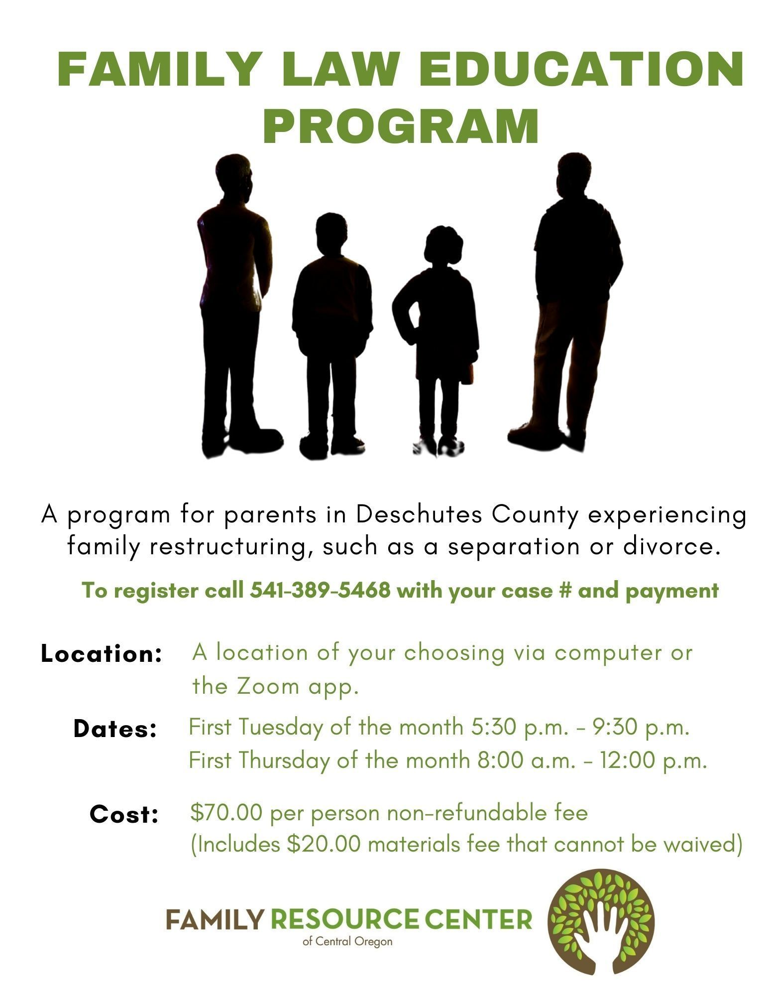 Family Law Education Program
