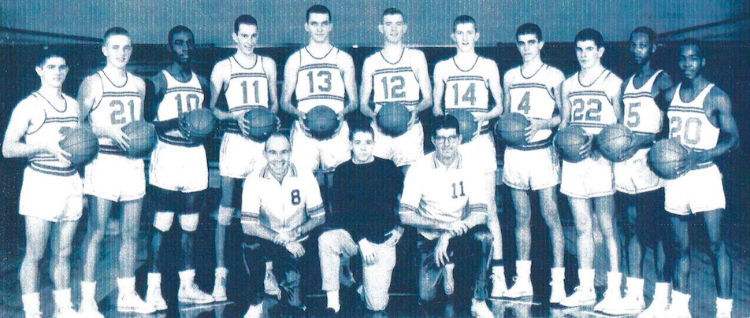 1957-58 Middletown Middies