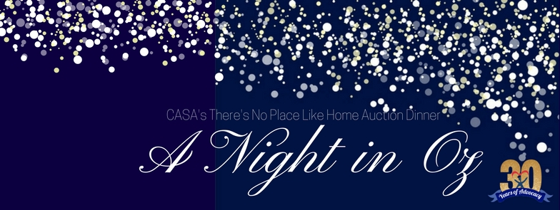There's No Place Like Home Fundraiser April 28, 2017