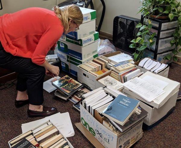 Danville Prison Books