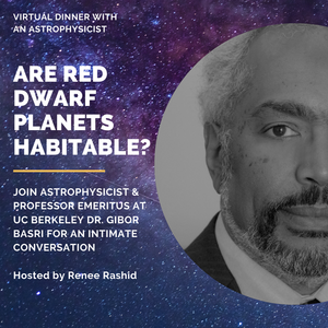 Evening Conversation with Astrophysicist Gibor Basri