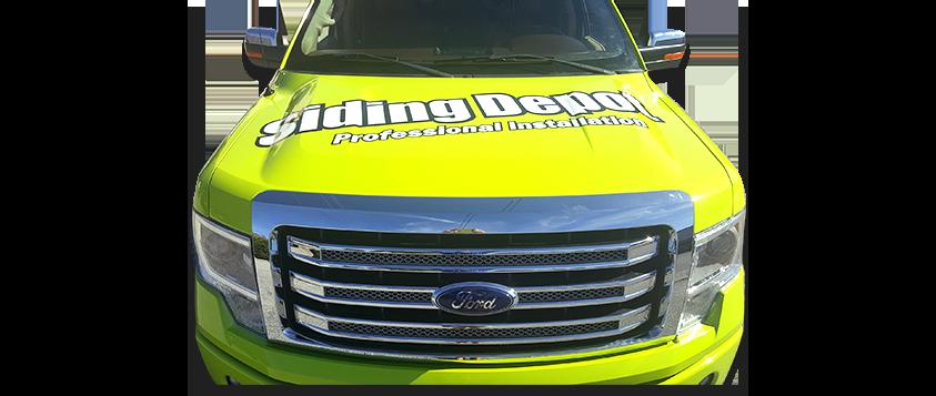 Truck Wraps Service Vehicles Fleet Wrap Atlanta