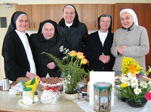 Sr. Elreda's 80th Birthday