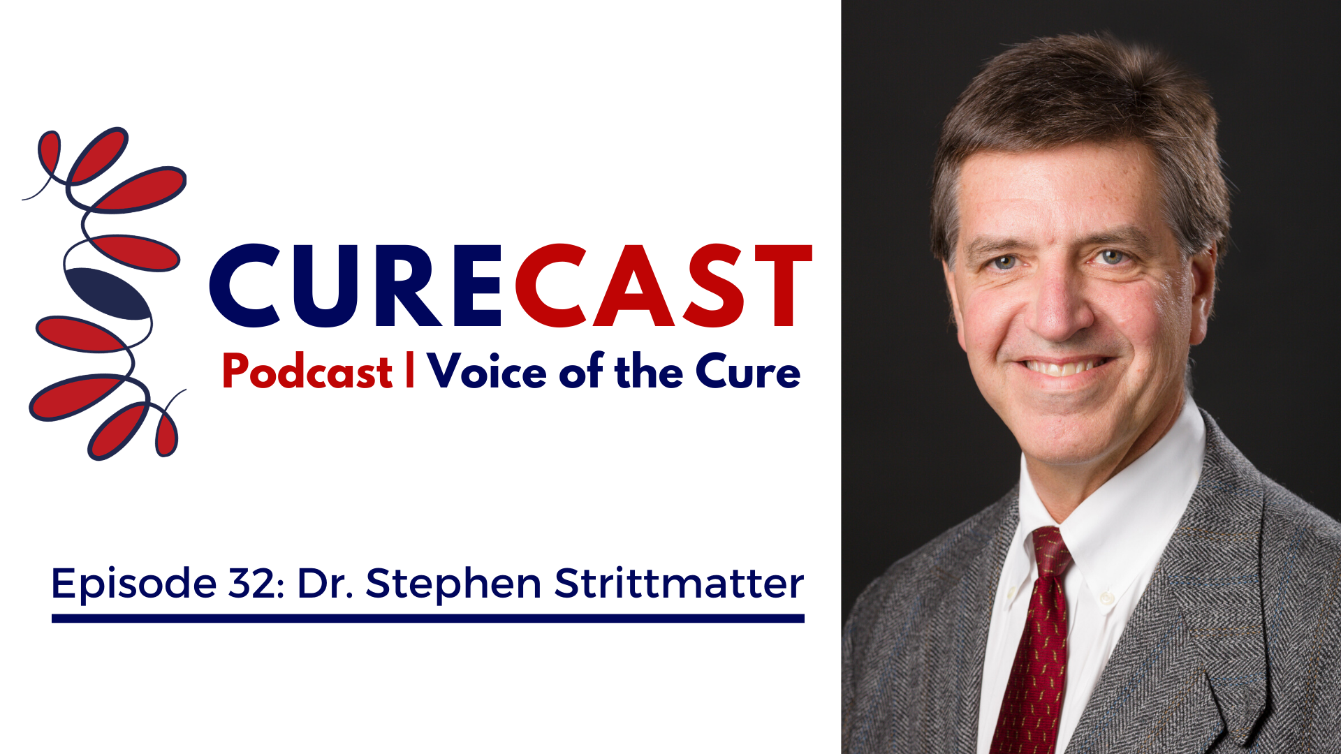 CureCast Episode 32: Interview with Dr. Stephen Strittmatter about ReNetX