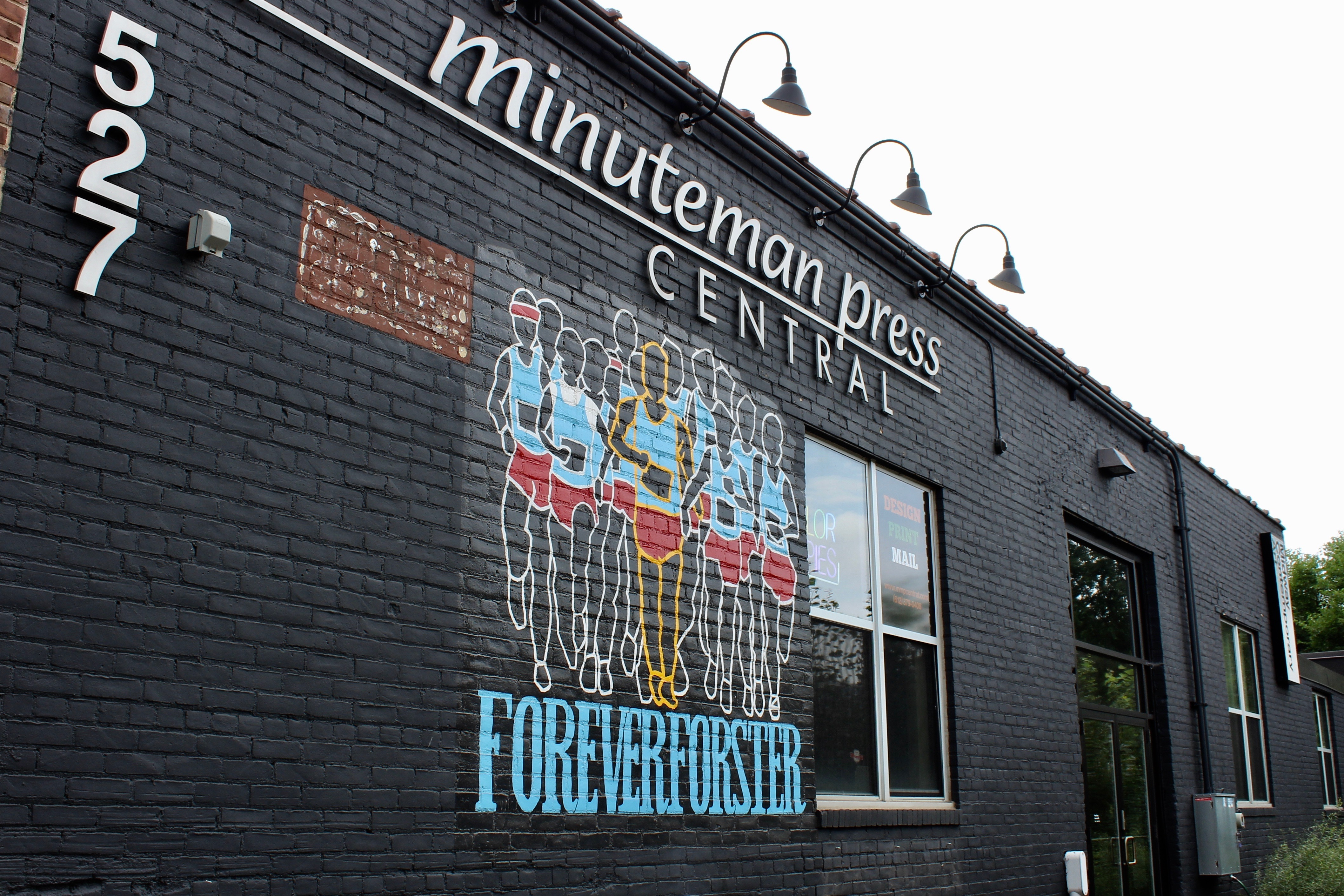 Minuteman Press Central - Northeast Minneapolis Business Printing