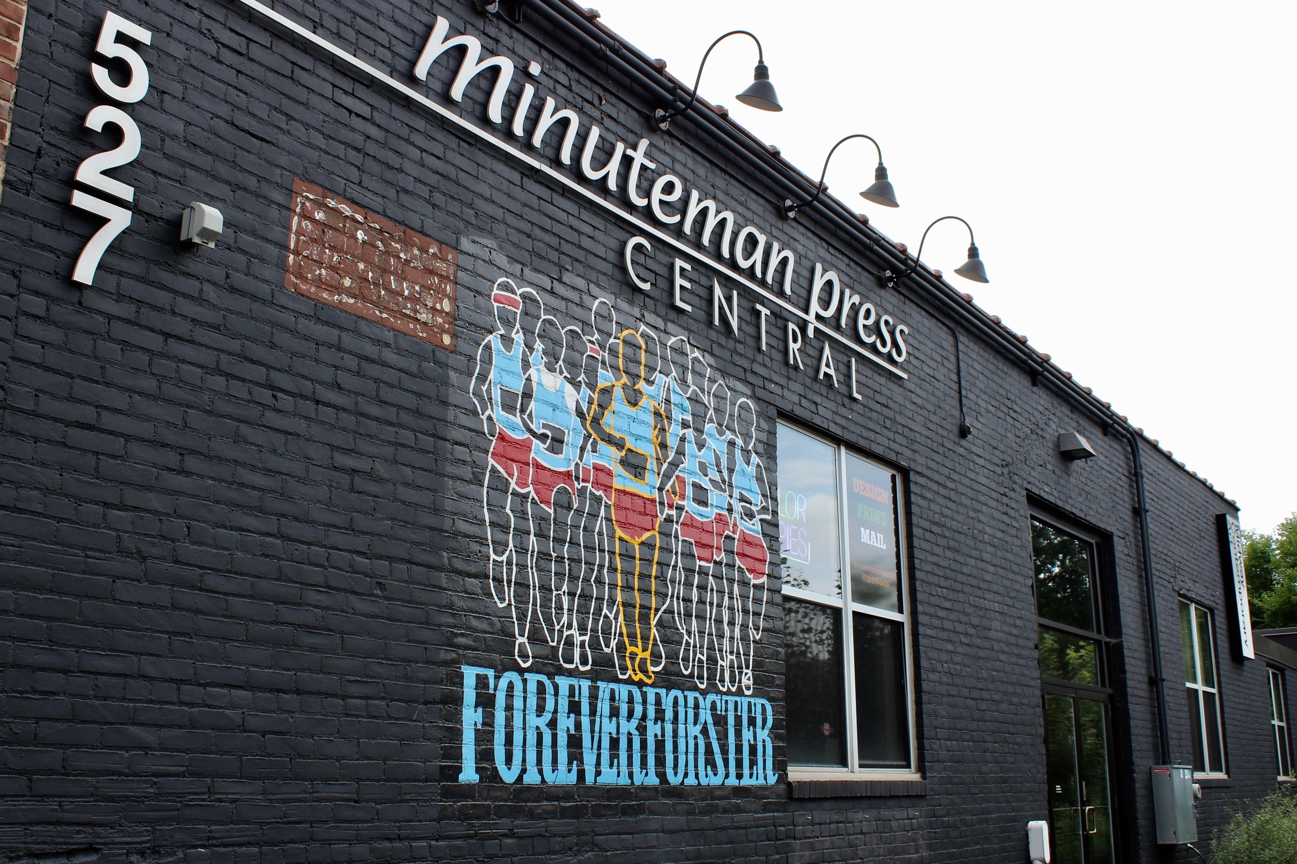 Minuteman Press Central - Northeast Minneapolis Business Printing