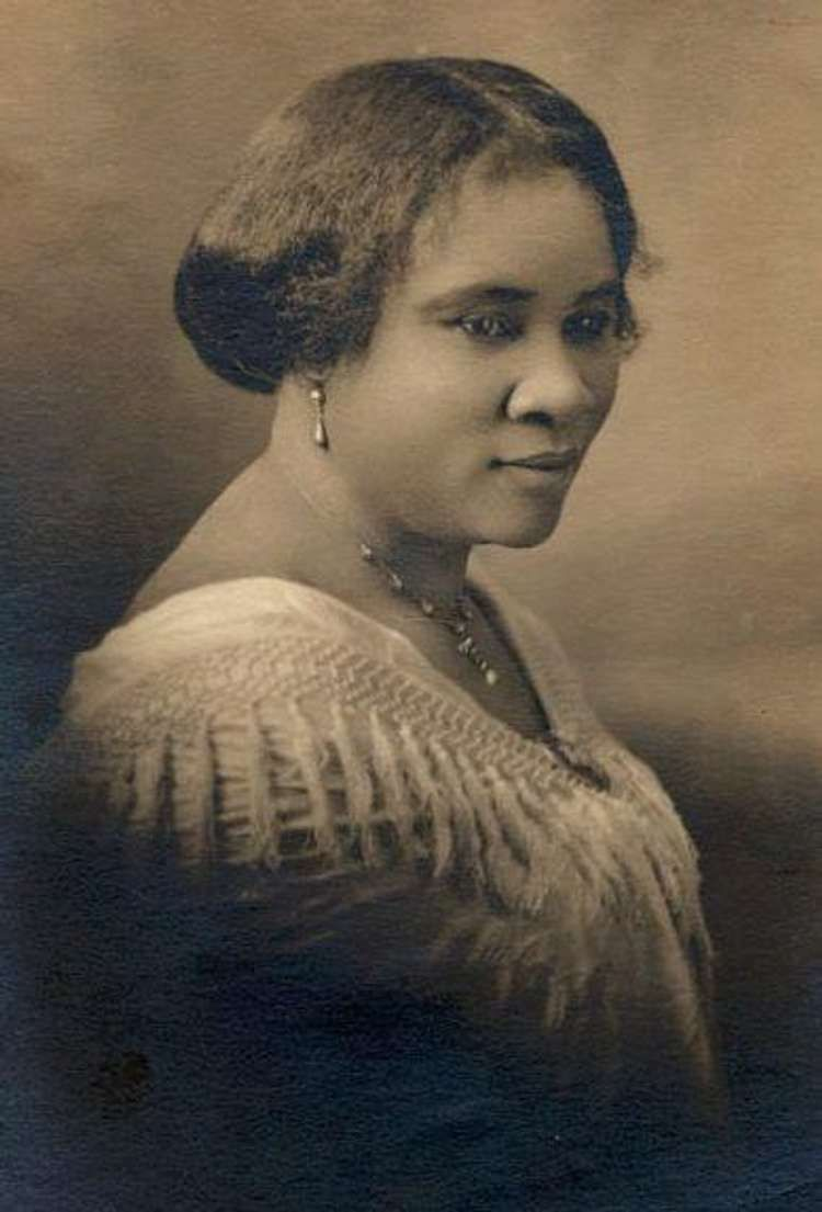Madam C.J. Walker: The First Self-Made Black Woman Millionaire in the U.S.