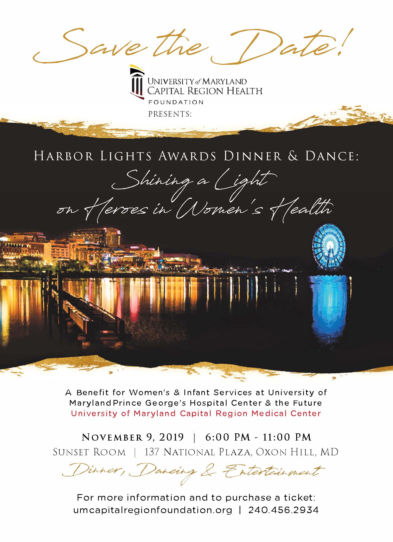 Harbor Lights Awards Dinner & Dance