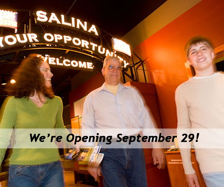 Museum to Open September 29!