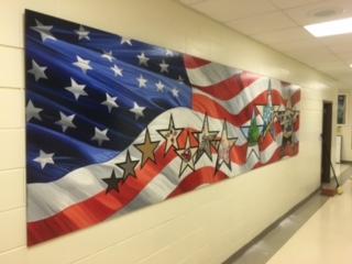 Ruth Hill Elementary Murals