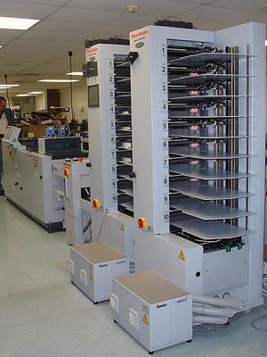 Standard Horizon SPF200A/FC200A Booklet Maker