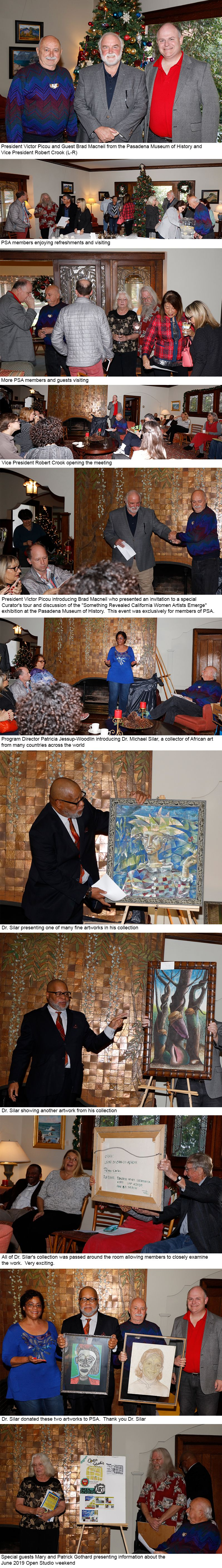 December 2018 Meeting
