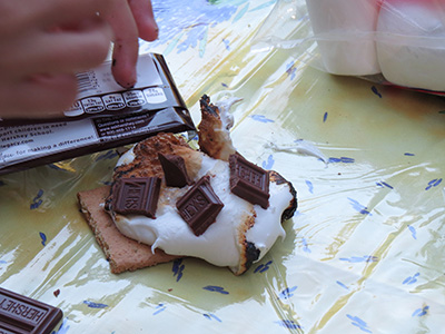 Storytelling & S'mores 2014