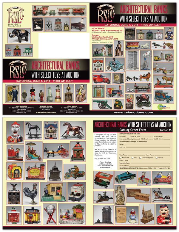 Foldover Mailer Brochure