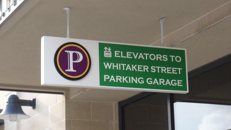 Drayton Parking