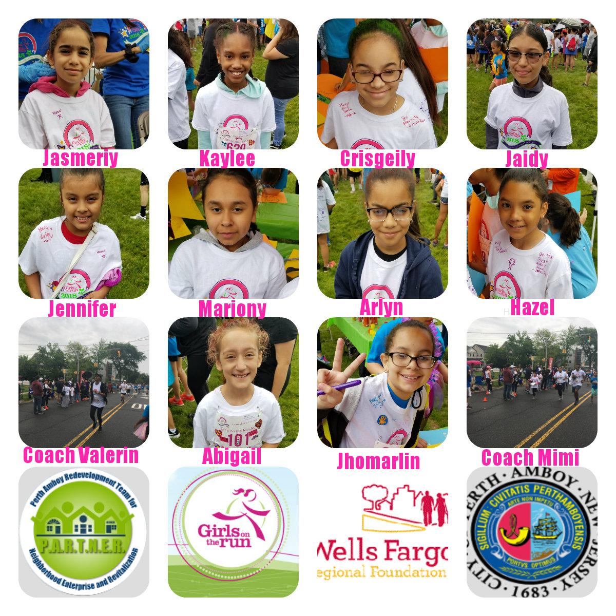 Girls On the Run June 2018