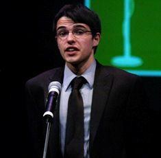 """Nicholas """"Nick"""" Mecikalski, 1st Runner-up, Recitation"""