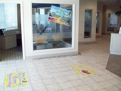 Window/Floor Graphics