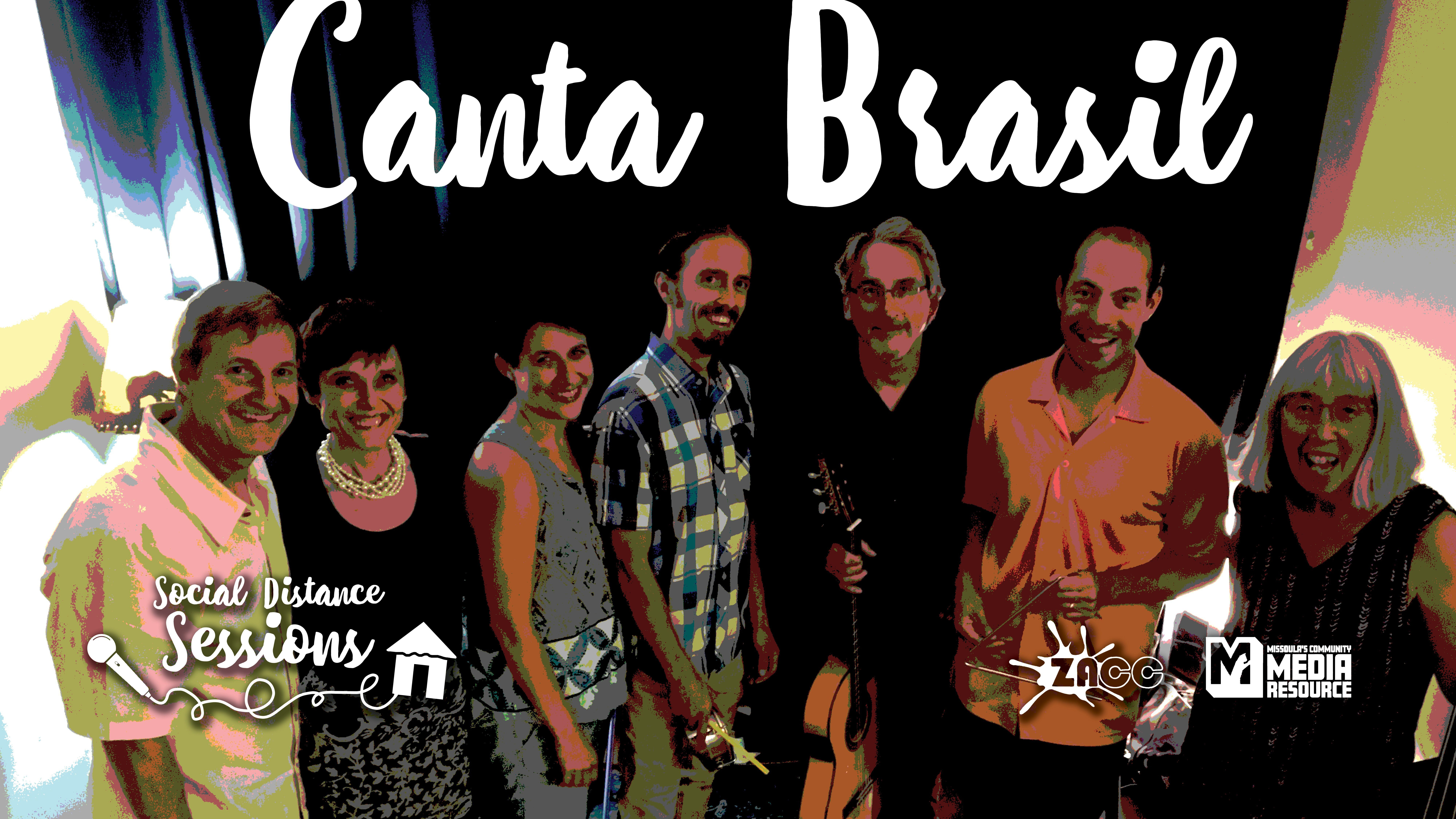 Social Distance Sessions: Canta Brasil