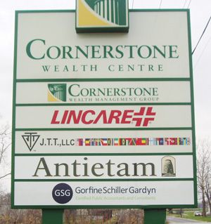 Pylon Signage by Master Signs powered by Strategic Factory in Owings Mills, Maryland