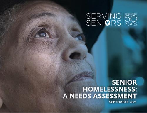 Senior Homelessness: A Needs Assessment