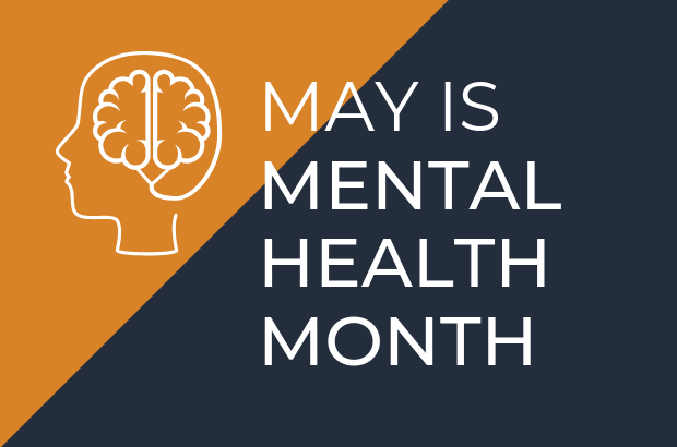 It's Mental Health Month!