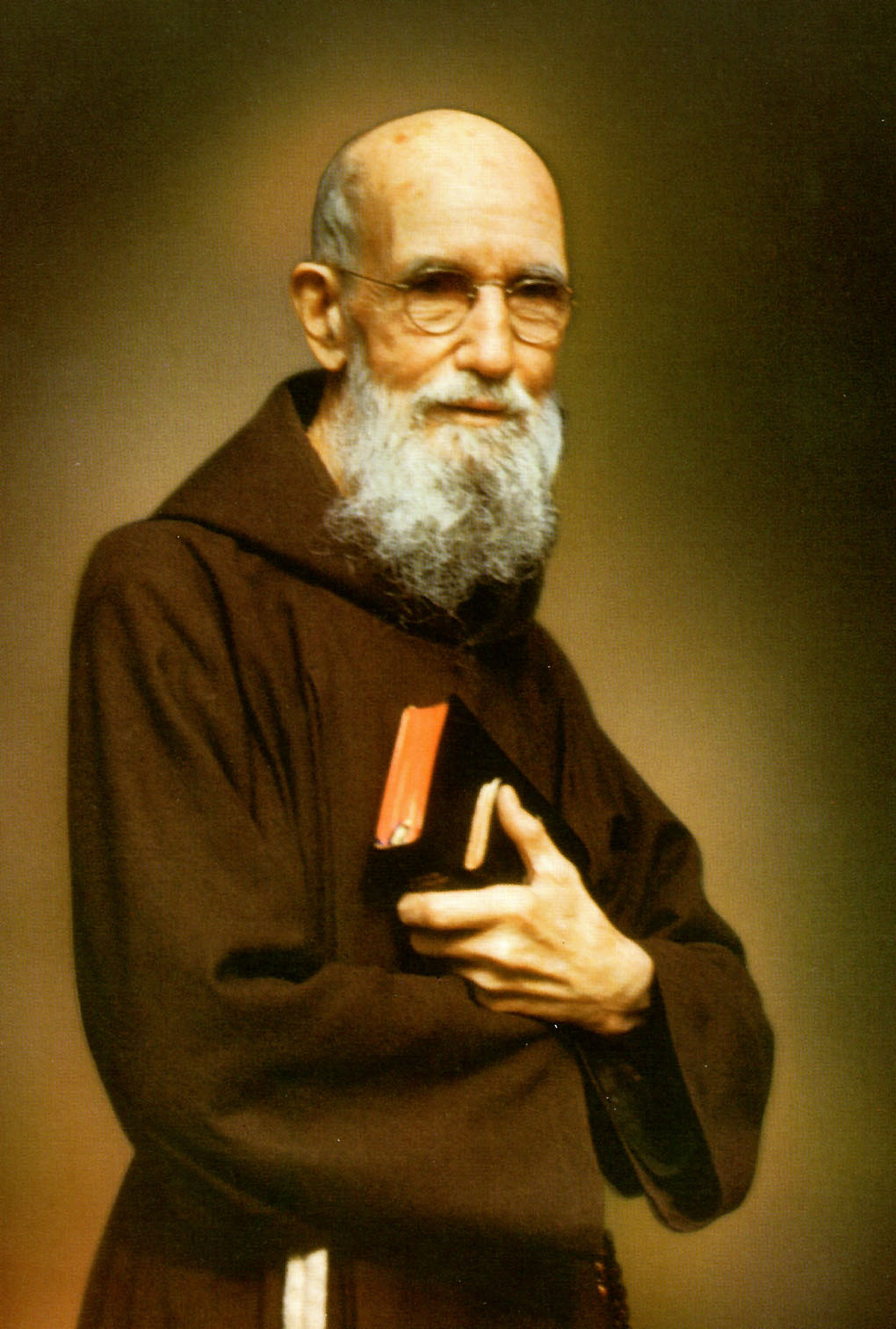 Liturgy of the Hours Prayers for Blessed Solanus Casey