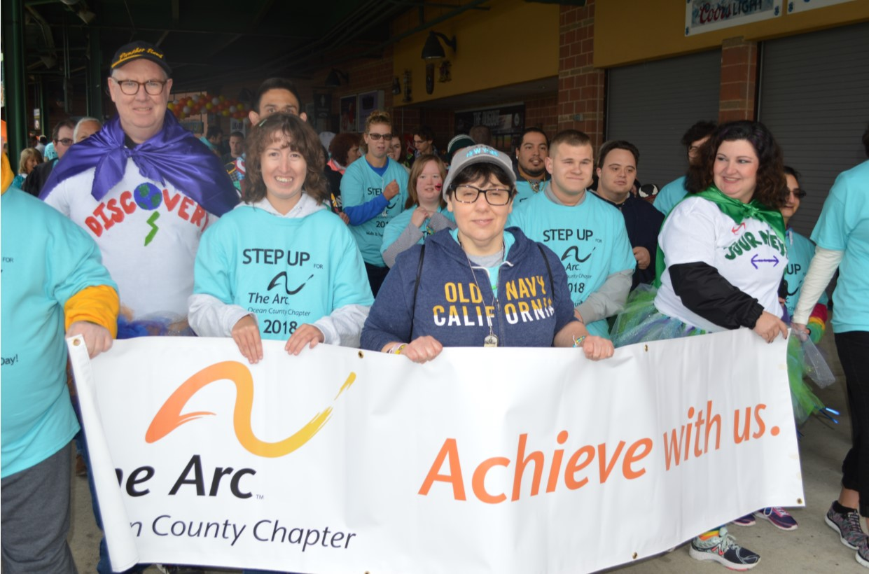 Step Up for The Arc 2019 Walk & Family Fun Day