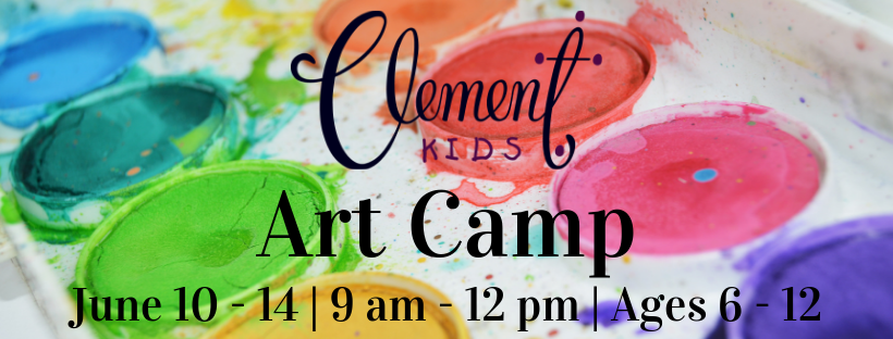 Clement Kids Art Camp