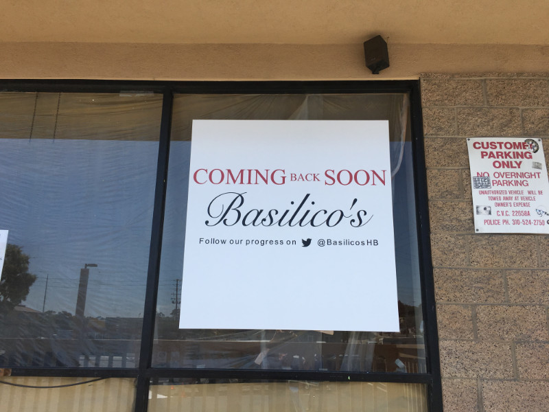 Restaurant Relocation Signs: Coming Soon Signs and Graphics