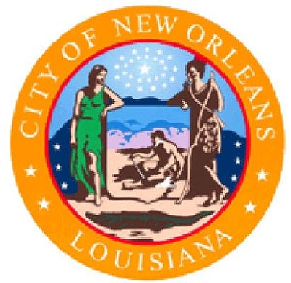 X33104 -  Seal of the City of New Orleans
