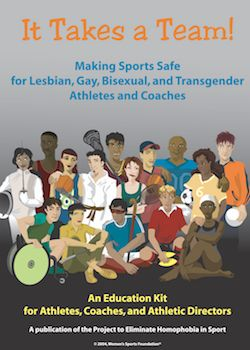 It Takes a Team: Making Sports Safe for LGBT Athletes and Coaches