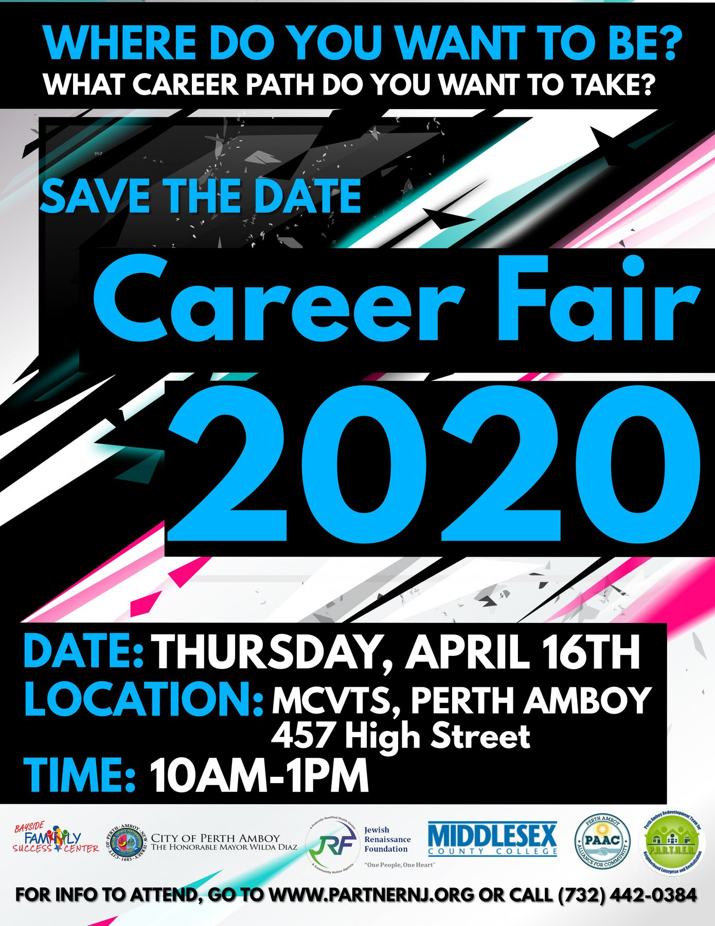 2020 Career Fair; Opening the Door To Success