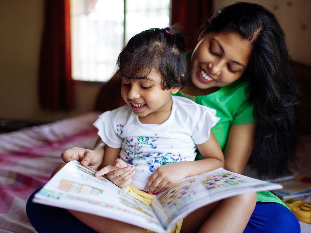 Storytime with Head Start Policy Council