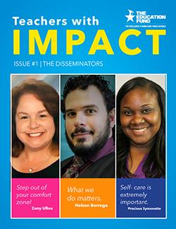 Teachers with IMPACT