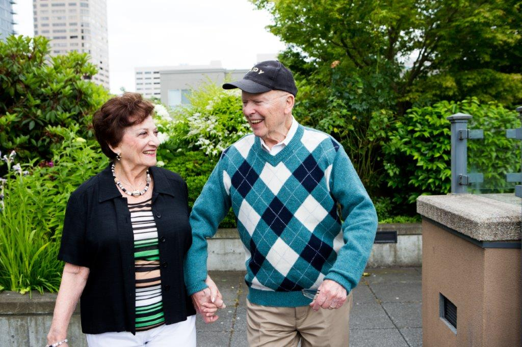Schick and Frieda Feinberg