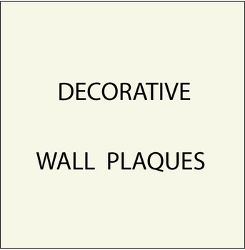 N23200 - Decorative Wall  Plaques