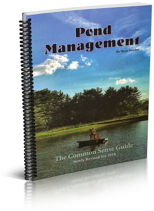 Pond Management: The Common Sense Guide
