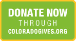 Make Your Donation through Colorado Gives
