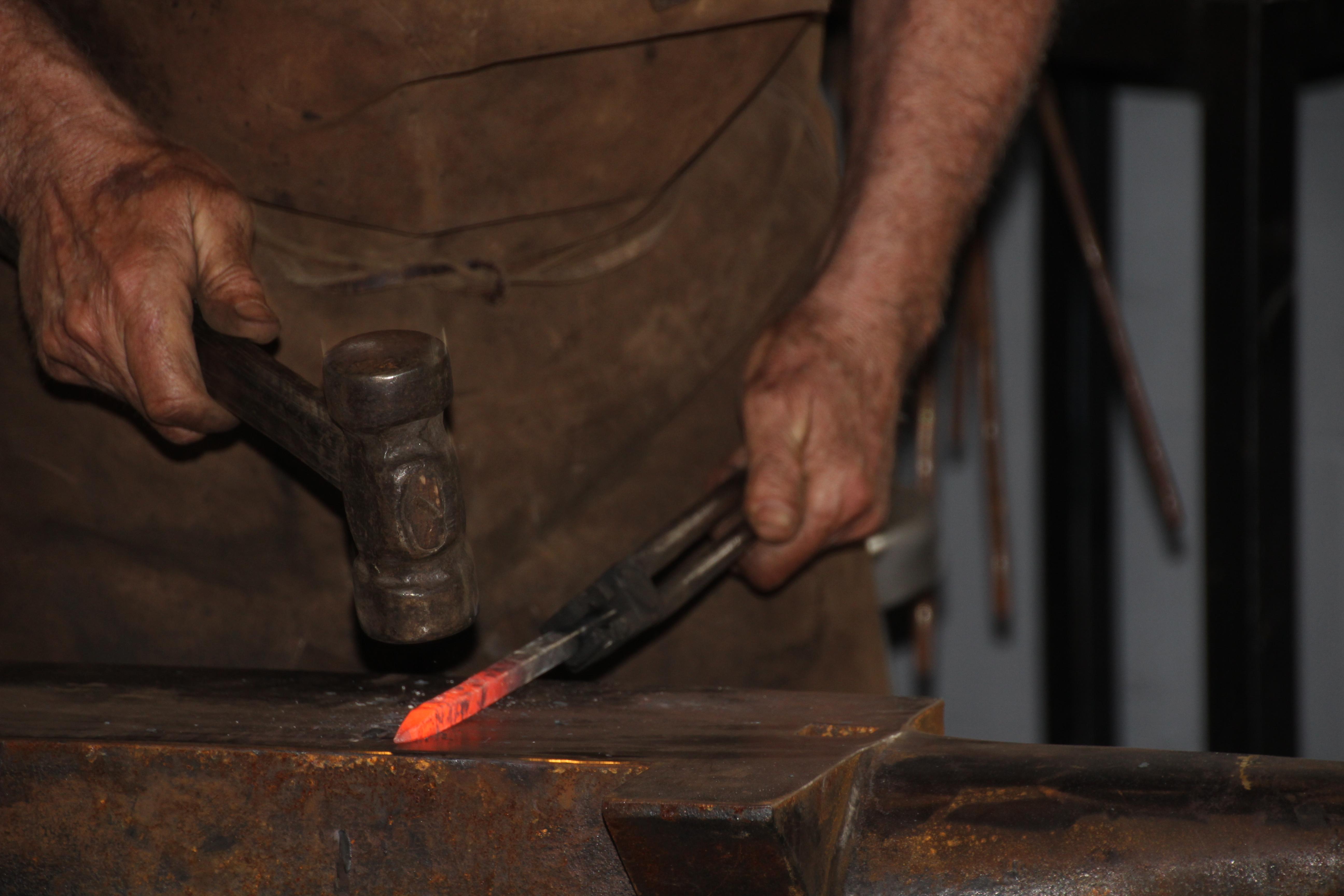 Blacksmithing Class