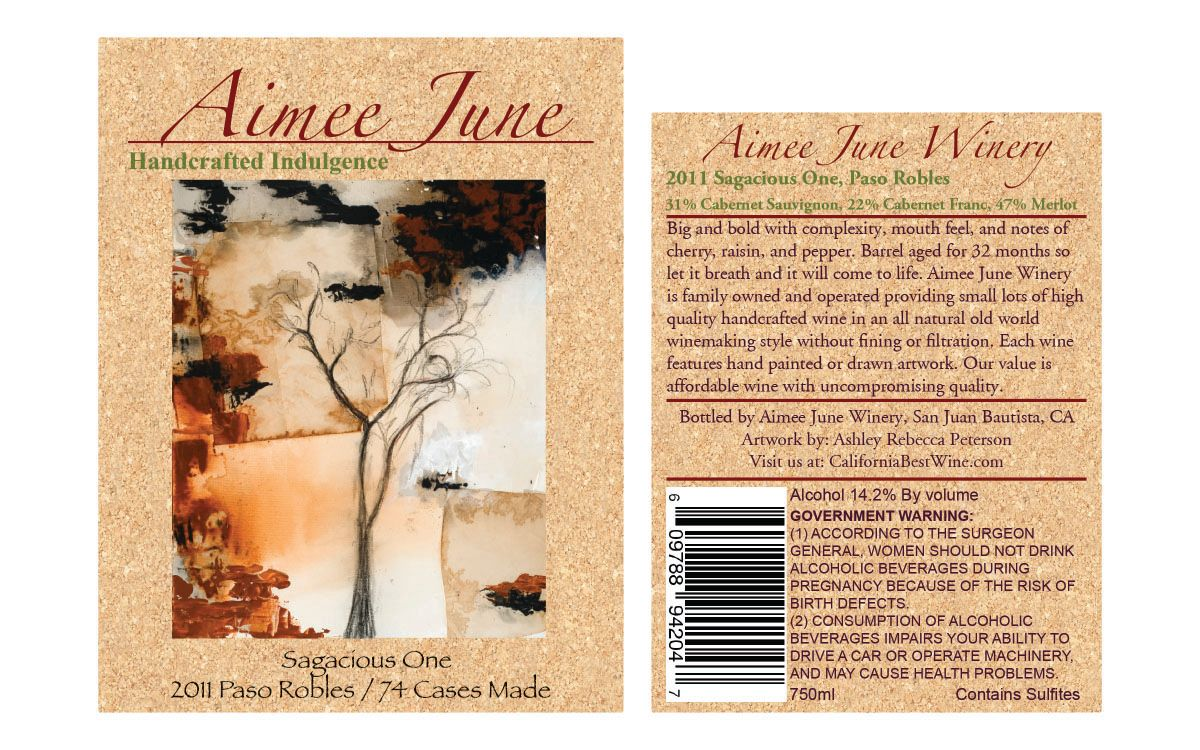 Aimee June Winery