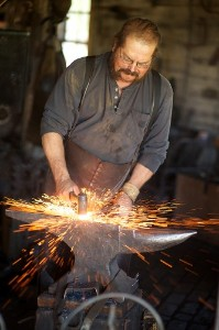 Join us in an exciting adventure as you learn how to become a real life Blacksmith.