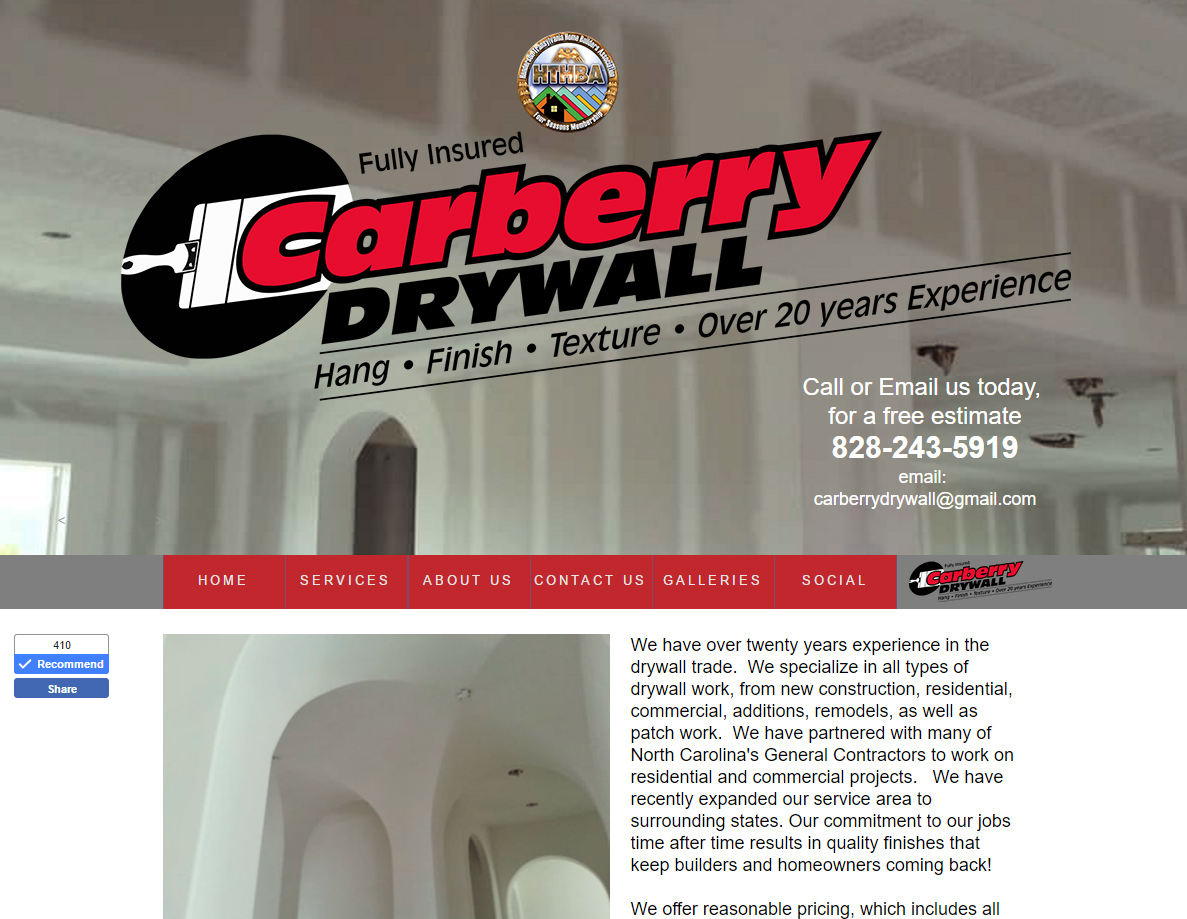 Carberry Drywall