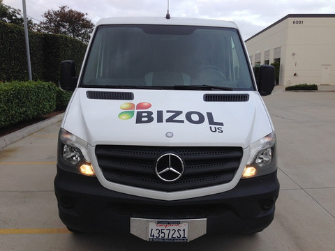 Vehicle graphics Orange County