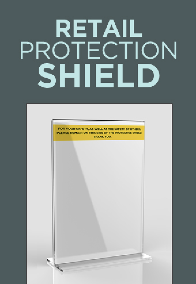 Retail Protection Shield