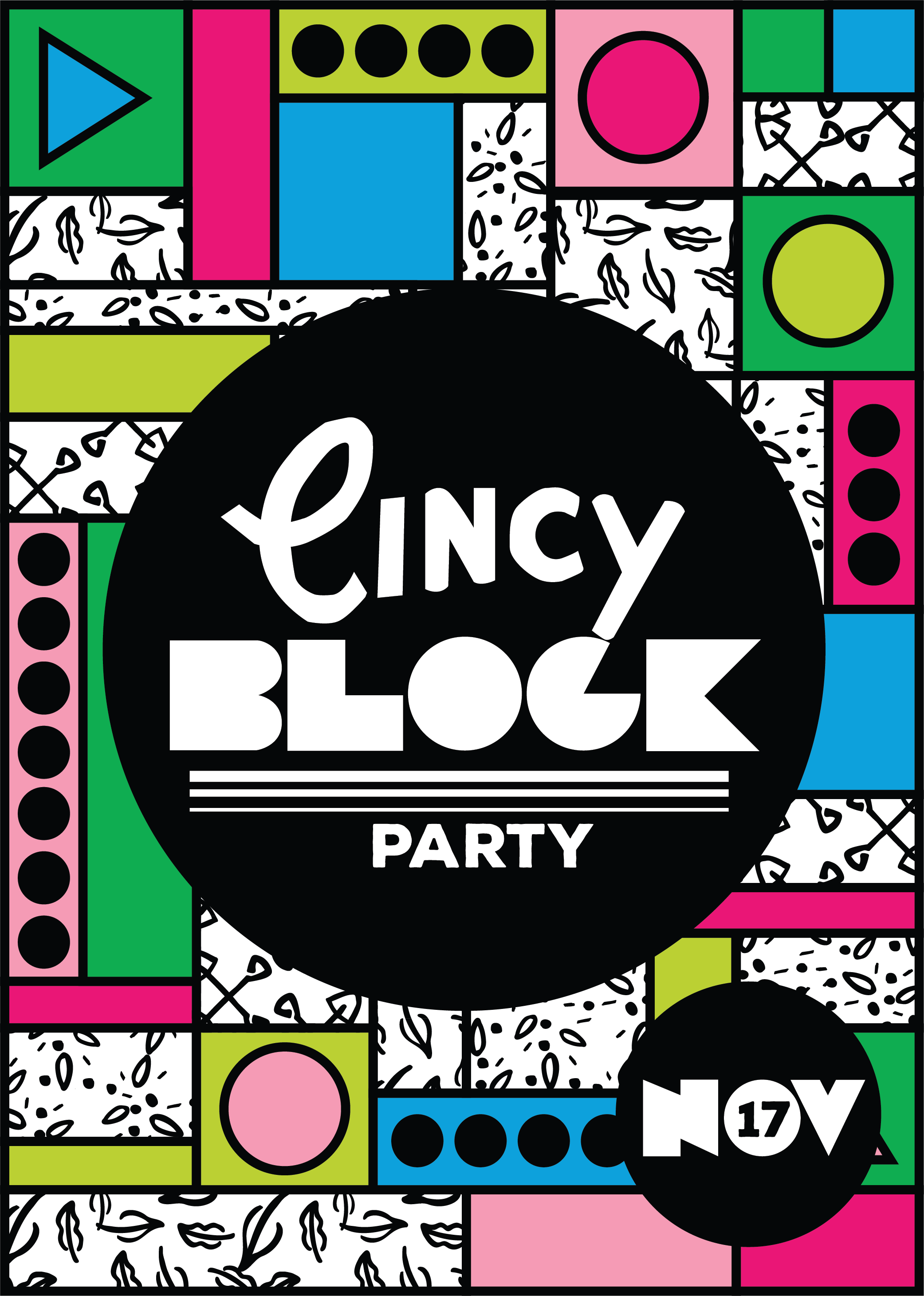 You're Invited to the Cincy Block Party!